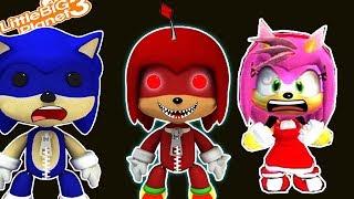 Knuckles Doll   LittleBigPlanet 3