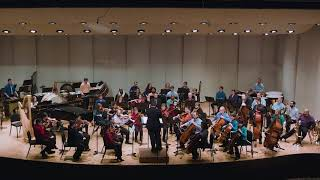 """Symphony in One Movement"" by Nikki Krumwiede - Oklahoma Composer's Orchestra"