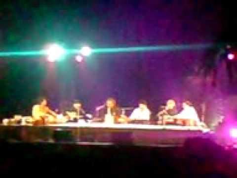 Zakir Hussain with Hariharan -Delhi festival 2010 -dard ke rishte