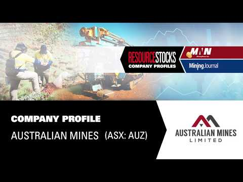 Company profile: Australian Mines Limited