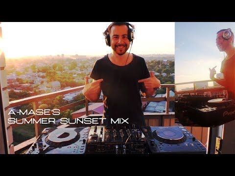 A-Mase Summer Sunset Live Mix