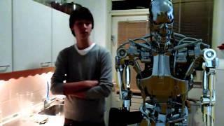 Terminator T-800 in my kitchen...