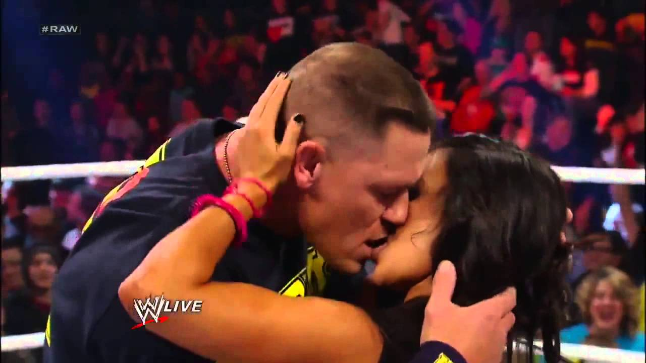 aj lee and john cena dating in real life