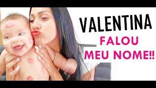 UM DIA COMIGO E COM A VALENTINA!!!!!! #2 - Pérolas da J@que