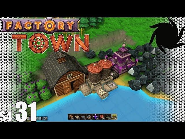 Factory Town - S04E31 - Earth Crystals