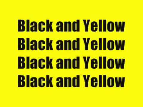 0668bf12cc52 Black And Yellow Lyrics Wiz Khalifa - YouTube