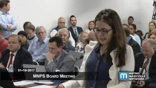 01/10/17 MNPS Board Meeting