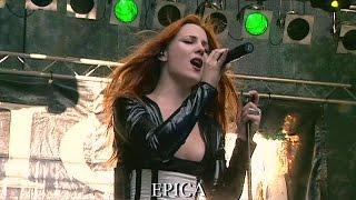 After Forever - Epica - Leaves' Eyes Live Wave Gotik Treffen (2004)