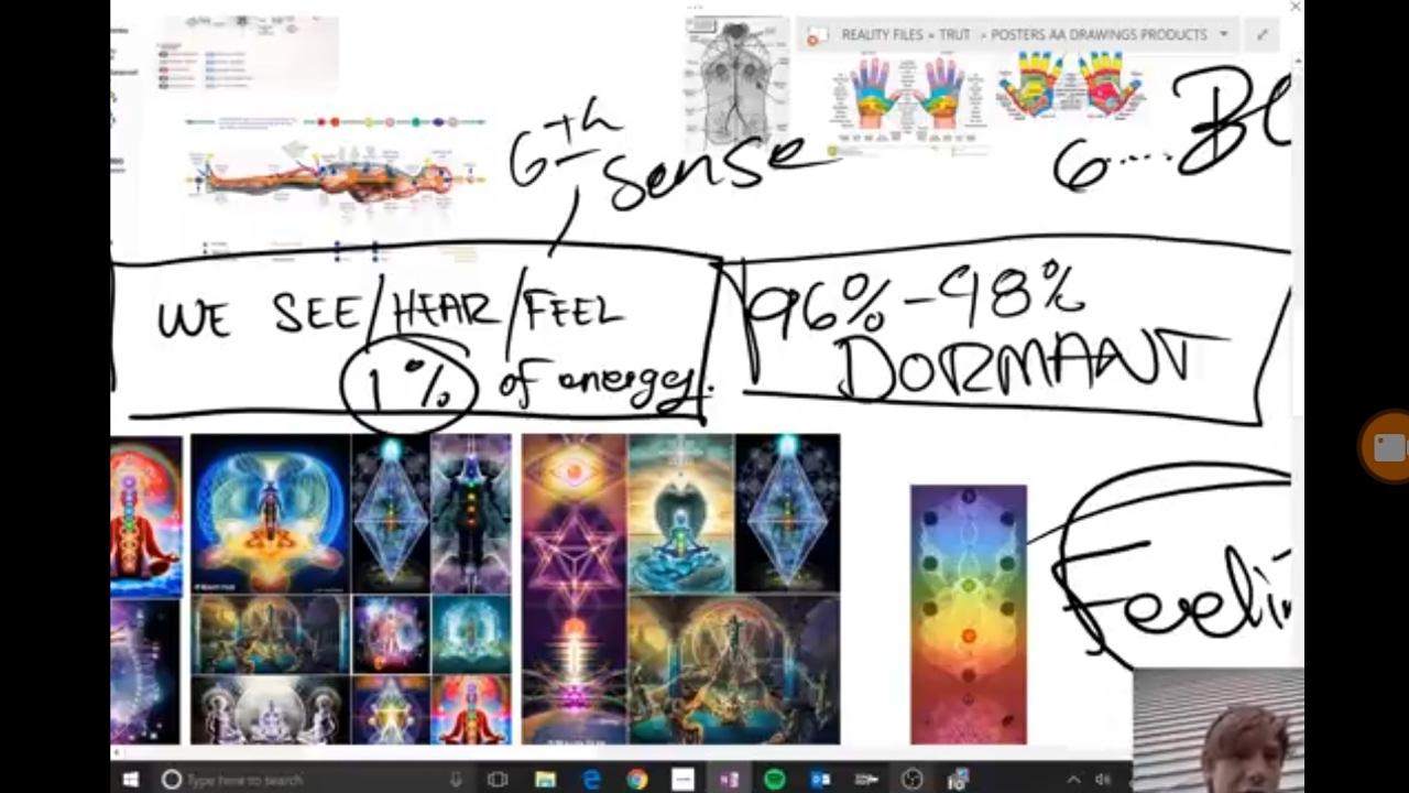 Esoteric Secrets Revealed: Subtle Energy Body [ INTRO Occult Anatomy ...