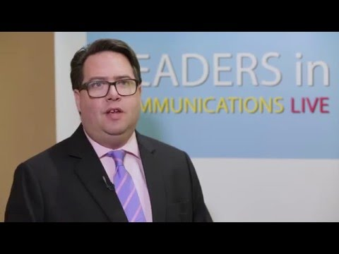 PublicAffairsAsia Leaders In Communications Live Forum 2015: Interview With Craig Hoy