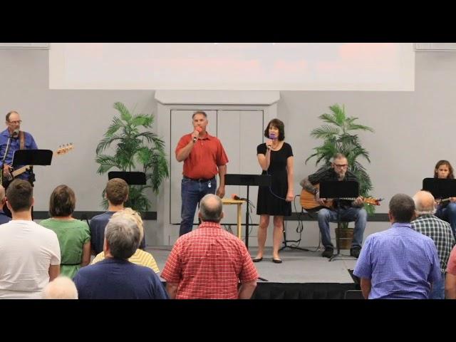 Sunday Worship Service - June 20th, 2021