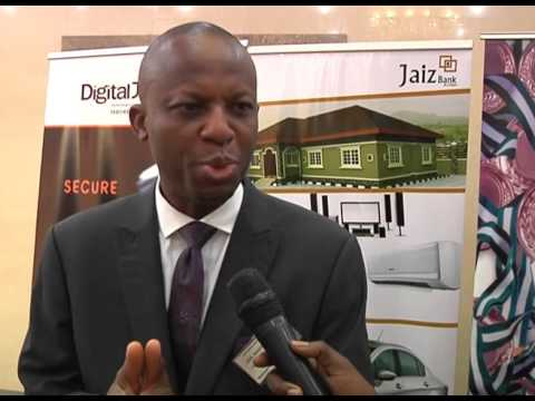 DJL IVC Q4 2015: Interview with Ade Bajomo at the 2015 World Standards Day Conference