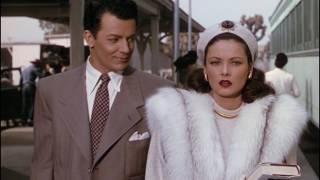 Leave Her To Heaven 1945 720p  Gene Tierney, Cornel Wilde, Jeanne Crain