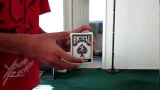Bicycle Rummy Deck Review