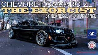 【THE EXORCIST custom】Hennessey Performance【B.P.M.JAPAN】CAMARO ZL1 STANCE