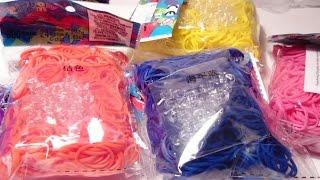КОНКУРС к 22 ИЮНЯ, разыгрываем 6 пакетиков резинок Rainbow Loom, Rainbow Loom Russia