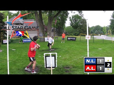 2017 ALL-STAR GAME | MLW Wiffle Ball
