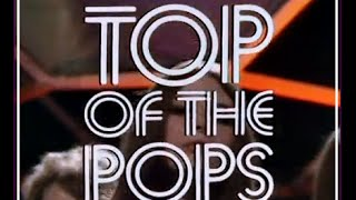 TOP of the POPS show 1972.  Audio