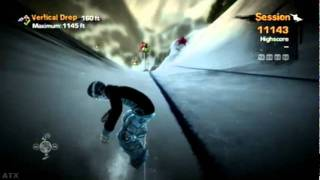 Stoked: Big Air Edition Gameplay