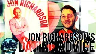 Jon Richardson | Dating Advice: SBTV Comedy