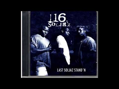116 Solja\'z - Ghetto Heaven 1996 Cleveland OH G-Rap Mobb DOPE Trax ...