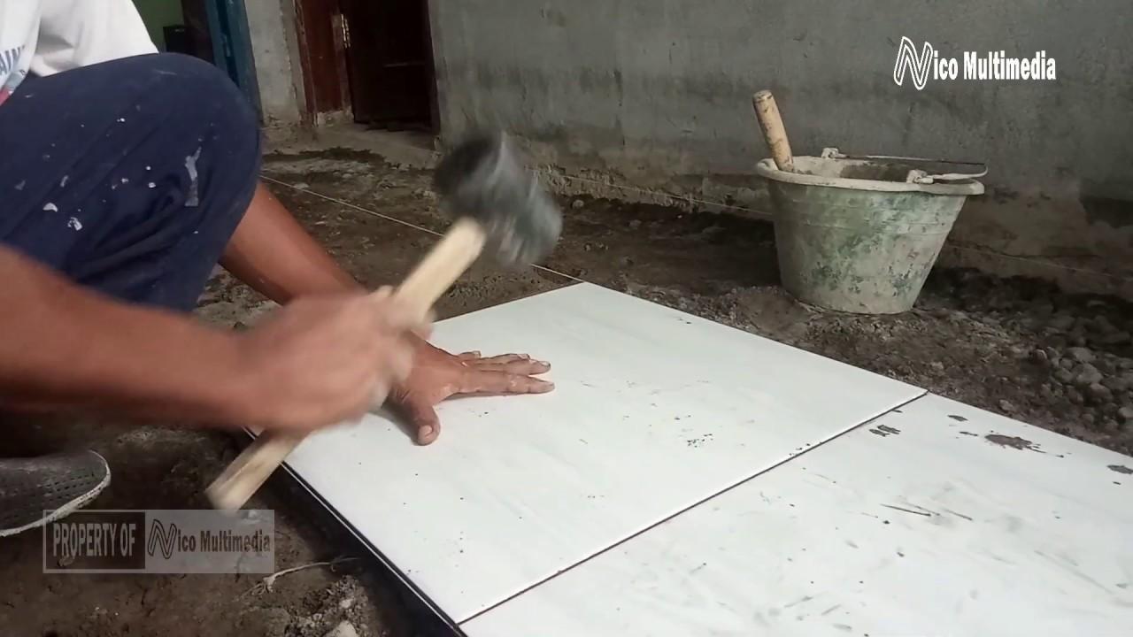 Cara Memasang Keramik Lantai Yang Cepat, Mudah, Kuat dan ...