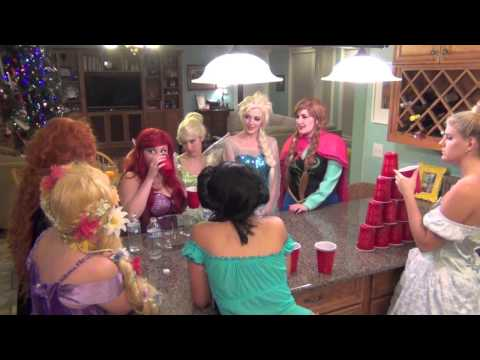 Thumbnail: Disney Princesses Get TURNT UP: Bloopers