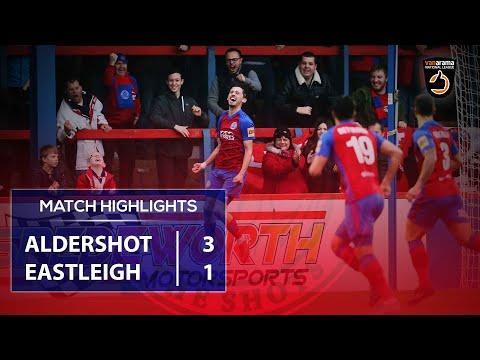 Match Highlights: Eastleigh FC (H)