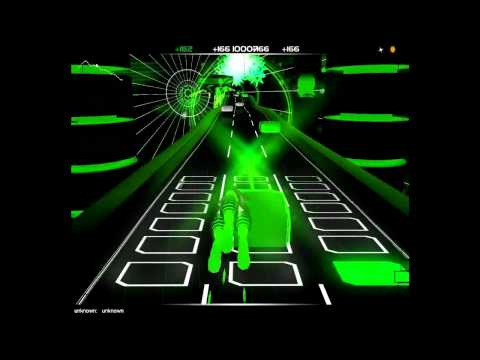 AudioSurf - F.F.Wizard - Scatman - Scatman's World (Extended Instrumental) HD