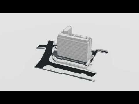 Appleton Tower - Edinburgh University 3D Model