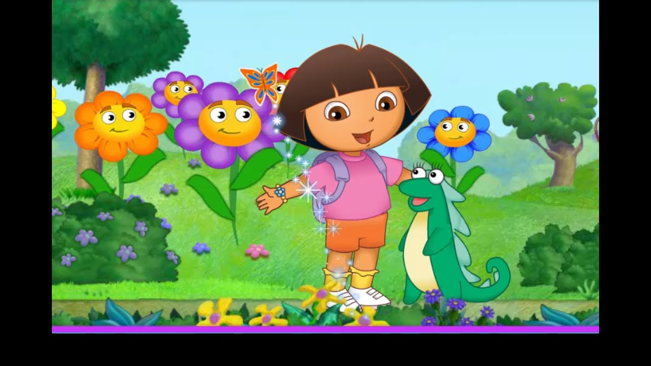 Exploring Esa S Garden Dora Games To Play