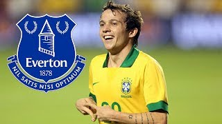 Bernard ● Welcome to Everton 2018 ● Dribbling Skills & Goals 🇧🇷🔥