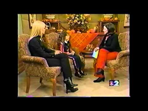 Hallie Kate talks about National Children's Leukemia Foundation