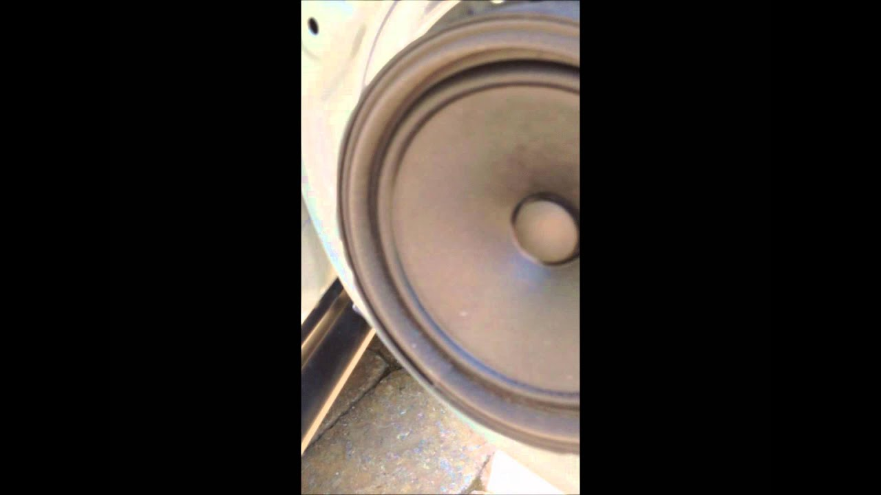 How To Replace Speakers In Hyundai Santa Fe Youtube