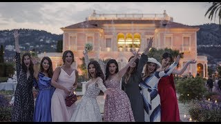 Selma & Gernot - Fairytale Wedding on the French Riviera - wedding film highlight