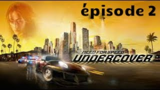 Need For Speed -Undercover-épisode 2- Let