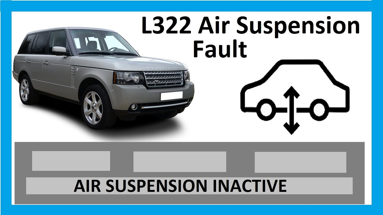 hight resolution of how to reset the air suspension inactive warning range rover