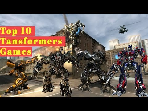 Top 10 Transformers Games For Android And IOS 2019 Free + 4K