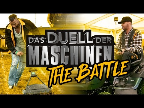 JP Kraemer vs. Tim Wiese: DAS DUELL DER MASCHINEN - THE BATTLE