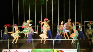 Venezuelan folk dance: Calipso