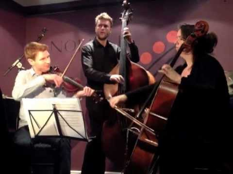 Spectrum Trio - Sweet Georgia Brown Live @ Nolias 11