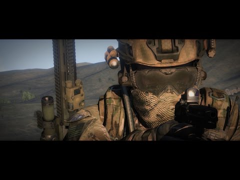 Retribution - An Arma 3 Short Film - Machinma
