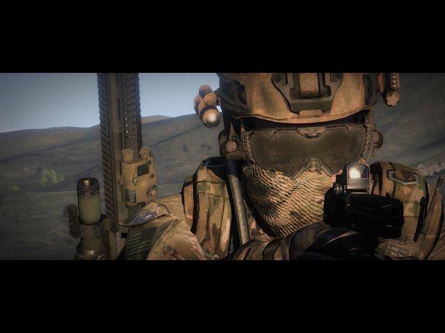 Retribution - An Arma 3 Short Film - Machinma