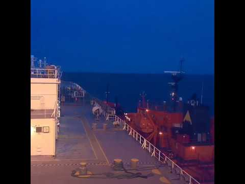 Ship to Ship Operation @Biera Mozambique travel log 4 #biyaheniobet #dora&doro d laagan