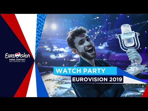 Eurovision Watch Party: Eurovision Song Contest 2019