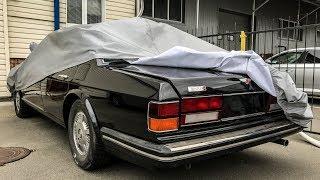 Нашел полуразобранный Bentley 1989 года
