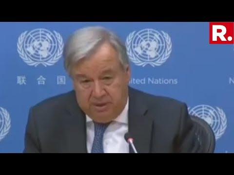 United Nation's Secretary-General Snubs Pakistan, Refuses To Intervene On Kashmir