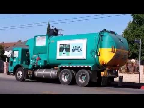 Los Angeles Bureau of Sanitation: June 16, 2015