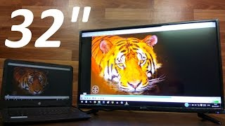 "Micromax 32"" LED TV Unboxing & Review 