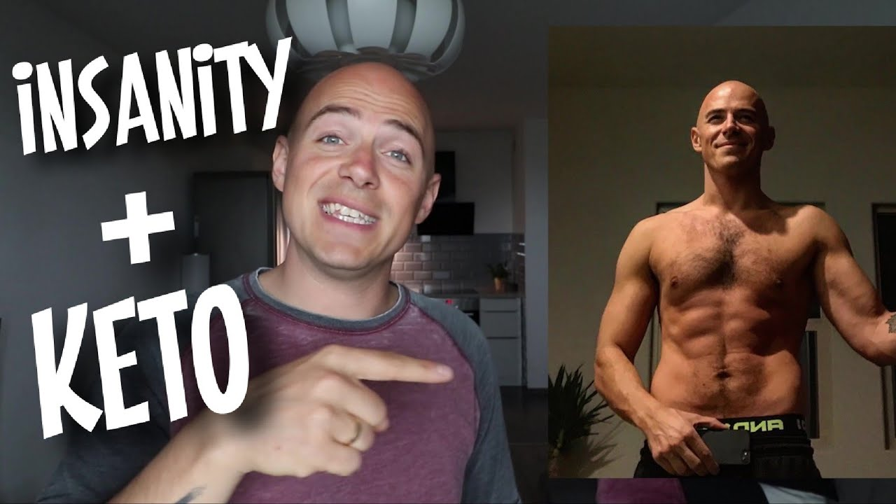 Insanity Workout with Keto Diet
